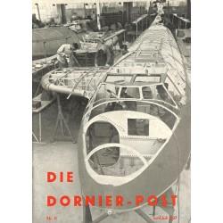 8511 DIE DORNIER-POST No.  11-1937 Juni/Juli