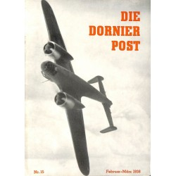 8514 DIE DORNIER-POST No.  15-1938 Februar/März