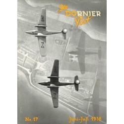 8515 DIE DORNIER-POST No.  17-1938 Juni/Juli