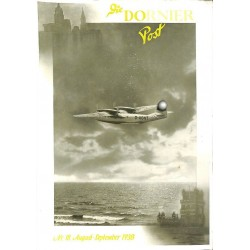 8516	 DIE DORNIER-POST	 No. 	 18-1938 August/September