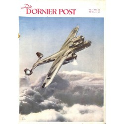 8518	 DIE DORNIER-POST	 No. 	 2-1940 März/April