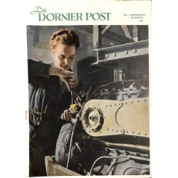 8520 DIE DORNIER-POST No.  5-1940 September/Oktober