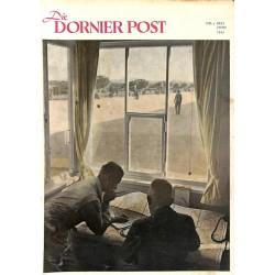 8525 DIE DORNIER-POST No.  3-1943 Mai/Juni