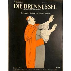 8444 DIE BRENNESSEL No.  27-1937 6.Juli