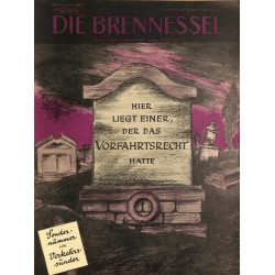 8445	 DIE BRENNESSEL	 No. 	 17-1937 27.April