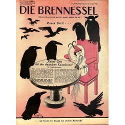 8446 DIE BRENNESSEL No.  18-1937 4.Mai