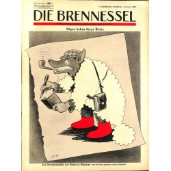 8449 DIE BRENNESSEL No.  21-1937 25.Mai