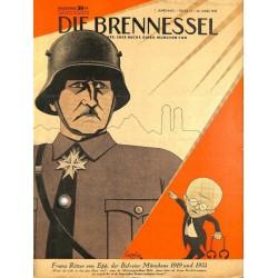 8452 DIE BRENNESSEL No.  12-1933 22.März