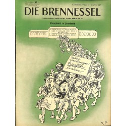 8453	 DIE BRENNESSEL	 No. 	 16-1937 20.April