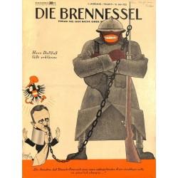 8454 DIE BRENNESSEL No.  19-1933 10.Mai