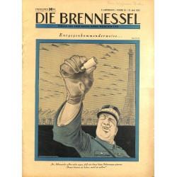 8458 DIE BRENNESSEL No.  22-1933 31.Mai