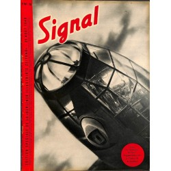 8329	 SIGNAL	 No. 	 F 10-1940	 August	 FRANZÖSISCH/FRENCH