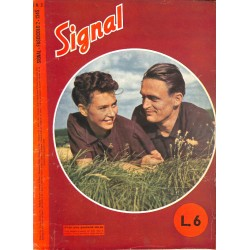 8346 SIGNAL No.  I 2-1945 January ITALIENISCH/ITALIAN