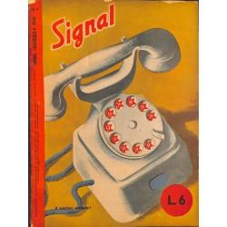 8349 SIGNAL No.  I 4-1945 January ITALIENISCH/ITALIAN
