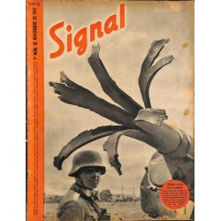 8370	 SIGNAL	 No. Sp	 21-1941	 November	 SPANISCH/SPANISH