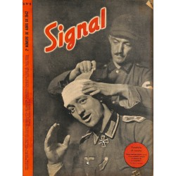 8383	 SIGNAL	 No. Sp	 8-1942	 April	 SPANISCH/SPANISH