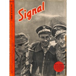 8391	 SIGNAL	 No. Sp	 13-1942	 July	 SPANISCH/SPANISH
