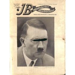 3478 ILLUSTRIERTER BEOBACHTER  No. 27-1934-July 7