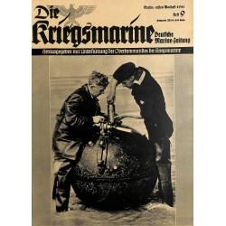 9706 DIE KRIEGSMARINE  No.  9-1941 W