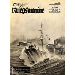 9718 DIE KRIEGSMARINE  No.  10-1942
