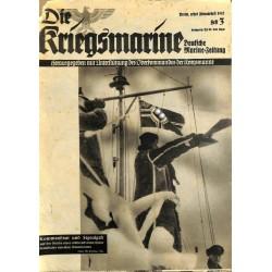 9720 DIE KRIEGSMARINE  No.  3-1942