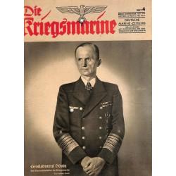 9728 DIE KRIEGSMARINE  No.  4-1943