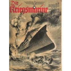 9734 DIE KRIEGSMARINE  No.  11-1943