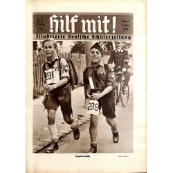 5123	 Hilf mit ! - INCOMPLETE 	 No.	 11-1935	 August