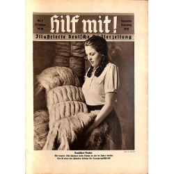 5126	 Hilf mit ! -	 No.	 2-1935	 November