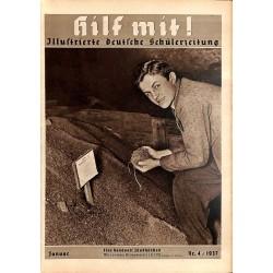 5140 Hilf mit ! - No. 4-1937 Januar