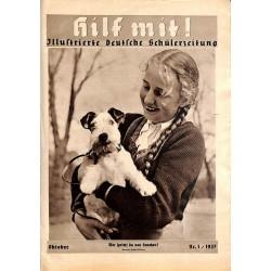 5149 Hilf mit ! - No. 1-1937 Oktober