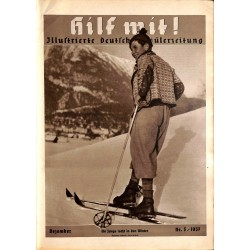 5151 Hilf mit ! - No. 3-1937 Dezember