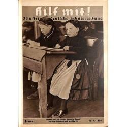 5153 Hilf mit ! - No. 5-1938 Februar
