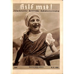 5157 Hilf mit ! - No. 9-1938 Juni