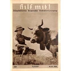 5158 Hilf mit ! - No. 10-1938 Juli