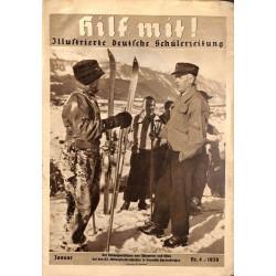 5164 Hilf mit ! - No. 4-1939 Januar