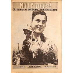 5207	 Hilf mit ! -	 No.	 10/11-1941/42 	 Juli/ August-1942