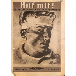 5209	 Hilf mit ! -	 No.	 12/1	 September/ Oktober 1942