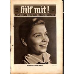 8723 INCOMPLETE ! Hilf mit ! - No. 4-1936 Januar