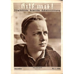 8725 Hilf mit ! - No. 2-1936 November