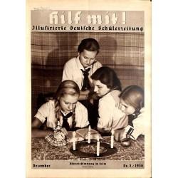 8726 Hilf mit ! - No. 3-1936  Dezember