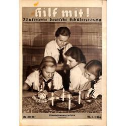 8727 Hilf mit ! - No. 3-1936  Dezember