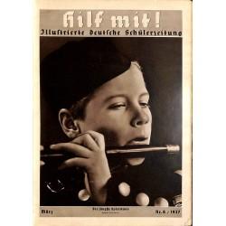 8729 Hilf mit ! - No. 6-1937 März