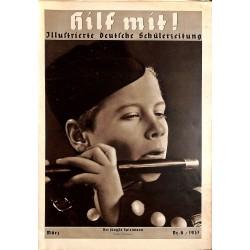 8730 Hilf mit ! - No. 6-1937 März