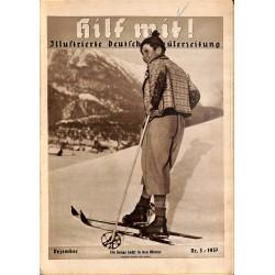 8731 Hilf mit ! - No. 3-1937 Dezember