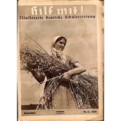 8733 Hilf mit ! - No. 12-1938 September