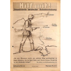 8734 Hilf mit ! - No.8/9-1941/42 Mai/ Juni 1942