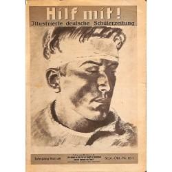 8736 Hilf mit ! - No. 12/1 September/ Oktober 1942