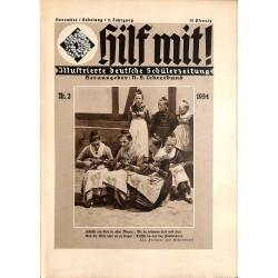 8740 Hilf mit ! - No. 2-1934 November