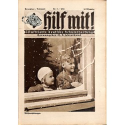8741 Hilf mit ! - No. 3-1934 Dezember